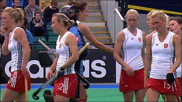 Highlights: England miss out on hockey final