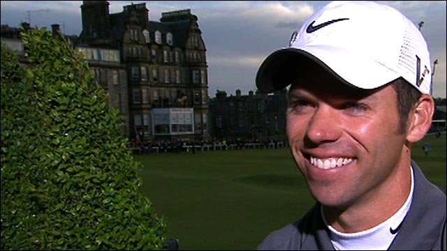 The Open 2010: Paul Casey delighted with third round 67