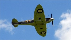 The Spitfire made its maiden flight on 5 March 1936 from Eastleigh ...