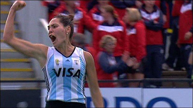 Argentina's Noel Barrionuevo