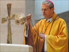 The Rt Rev Declan Lang, Bishop of Clifton