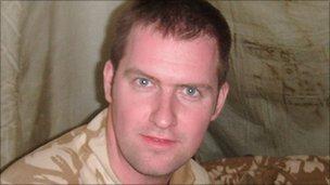 Staff Sergeant Brett George Linley