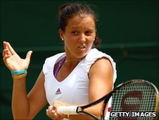 Laura Robson is one of a crop of rising British players