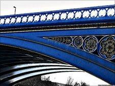 Trent Bridge, Nottingham. Photo by Joe Mercer-Holland