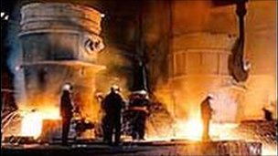 Sheffield Forgemasters [picture: Laurance Richardson]