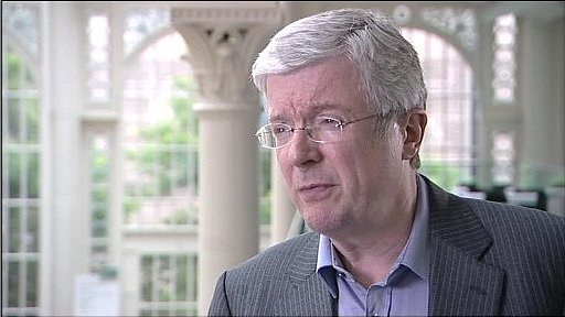 Tony Hall, chair of the 2012 Cultural Olympiad Board