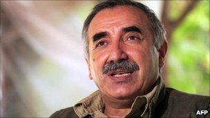 Murat Karayilan (28 October 2009)