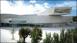 Maxxi, National Museum of XXI Art, Rome