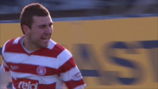 Hamilton midfielder James McArthur