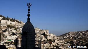 East Jerusalem, where Kashur lives (file photo)