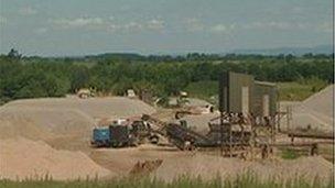 Allerton quarry