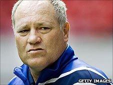 Ajax boss Martin Jol