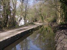 Glamorganshire canal, Pontypridd