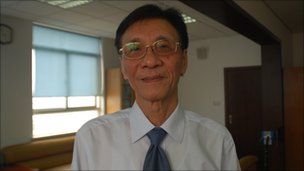 Professor Zhu Weilie