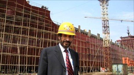 Captain Abdolaziz Moarref
