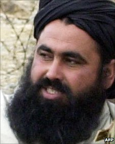 Pakistani Taliban chief Baitullah Mehsud