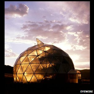 Geodesic dome (Image: Eyewire)