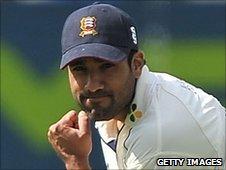 Essex batsman Ravi Bopara