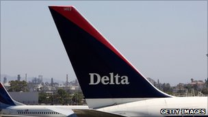 A Delta plane