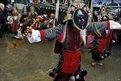 Dancing at the Dalai Lama's 75th birthday celebrations