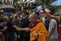 Dalai Lama meets followers in Dharamsala