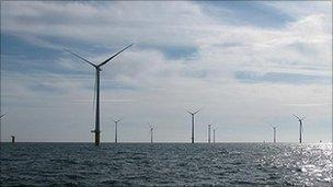 Robin Rigg windfarm