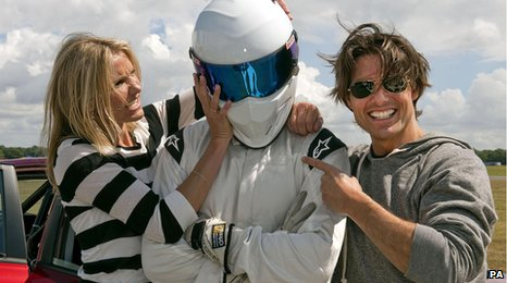 Cameron Diaz, &#039;The Stig&#039;, Tom Cruise 