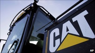 Caterpillar in giant bid for engineers Bucyrus