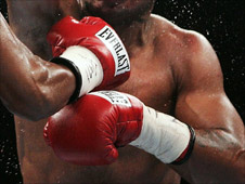 Boxing graphic