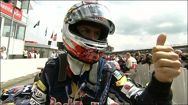 Highlights - German GP qualifying