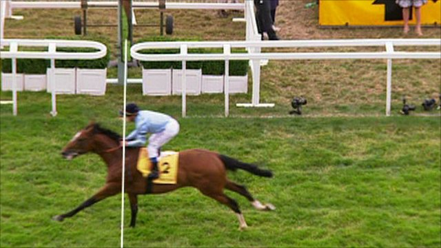 Harbinger wins King George VI