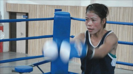 MC Marykom