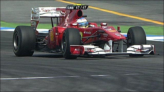 Formula 1 highlights - German Grand Prix