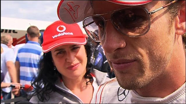 McLaren's Jenson Button blames lack of downforce
