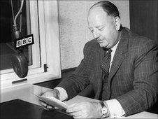 Dr Beeching at the BBC