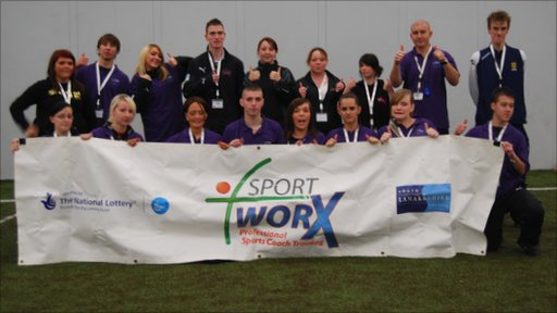 Sportworx coaches