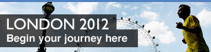 London 2012 - begin your journey here