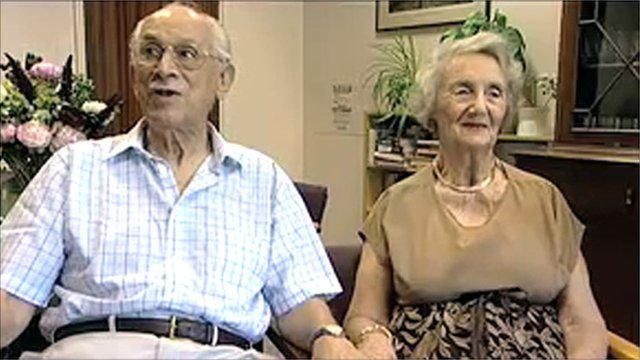 Henry Kerr and Valerie Berkowitz Kerr