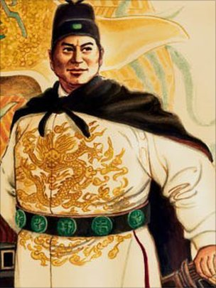 Zheng He, a Muslim eunuch, died in 1433 aged 62 and is buried in the Chinese city of Nanjing