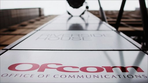 The Ofcom logo