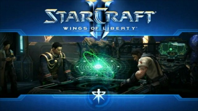 An image from Starcraft