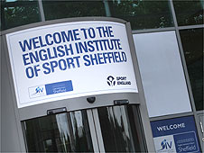 The English Institute of Sport in Sheffield
