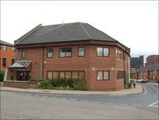 Ipswich Borough Council social club