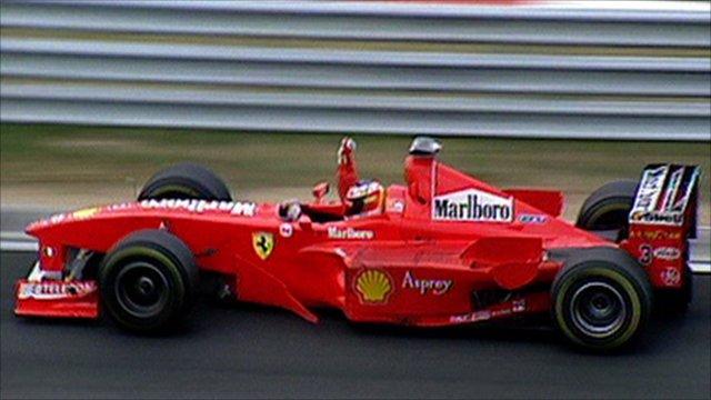 Classic F1 - Hungarian Grand Prix 1998