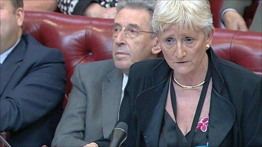 Home Office Minister Baroness Neville-Jones