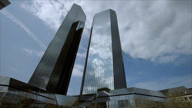Deutsche Bank offices