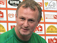 Shamrock Rovers manager Michael O'Neill