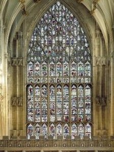 Great East Window, York Minster