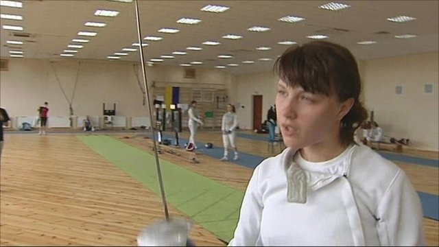 Olga Kharlan