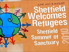 The Northern Refugee Centre in Sheffield